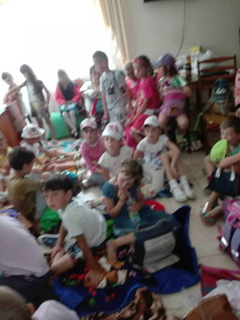 Припарафіальний дитячий табір «Твій шлях»