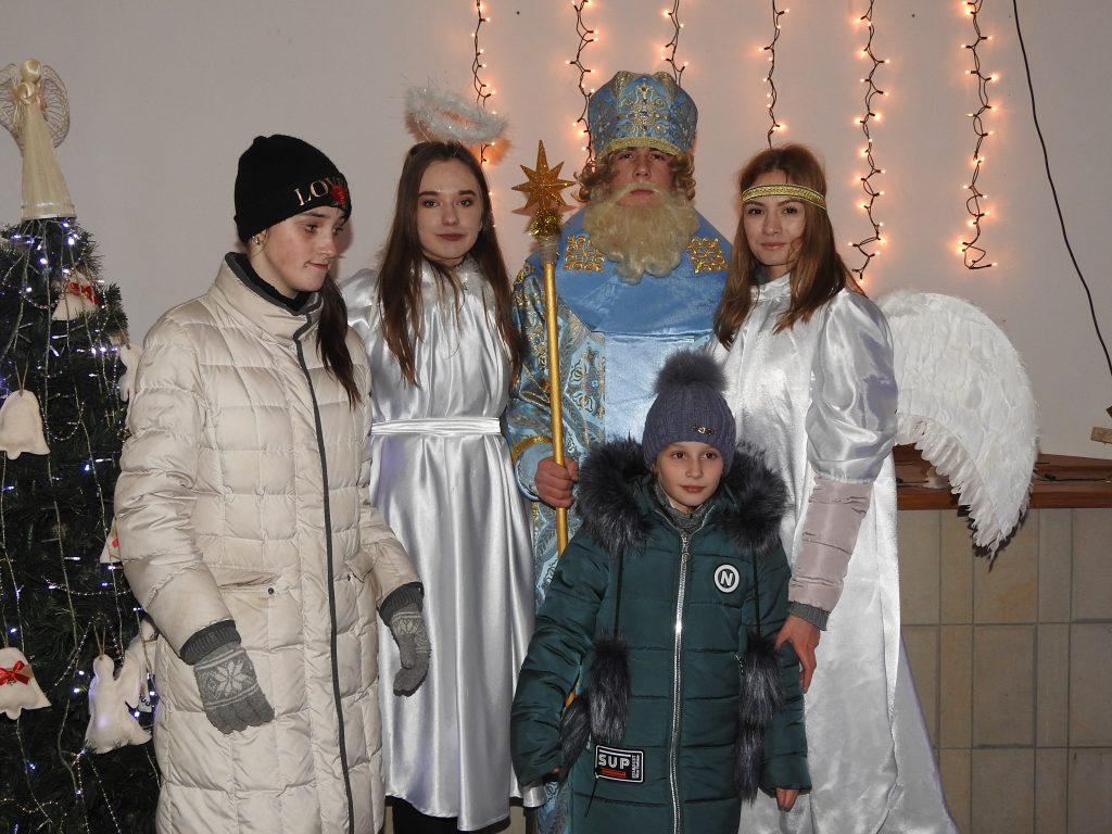 Зимова феєрія «Повір у диво»