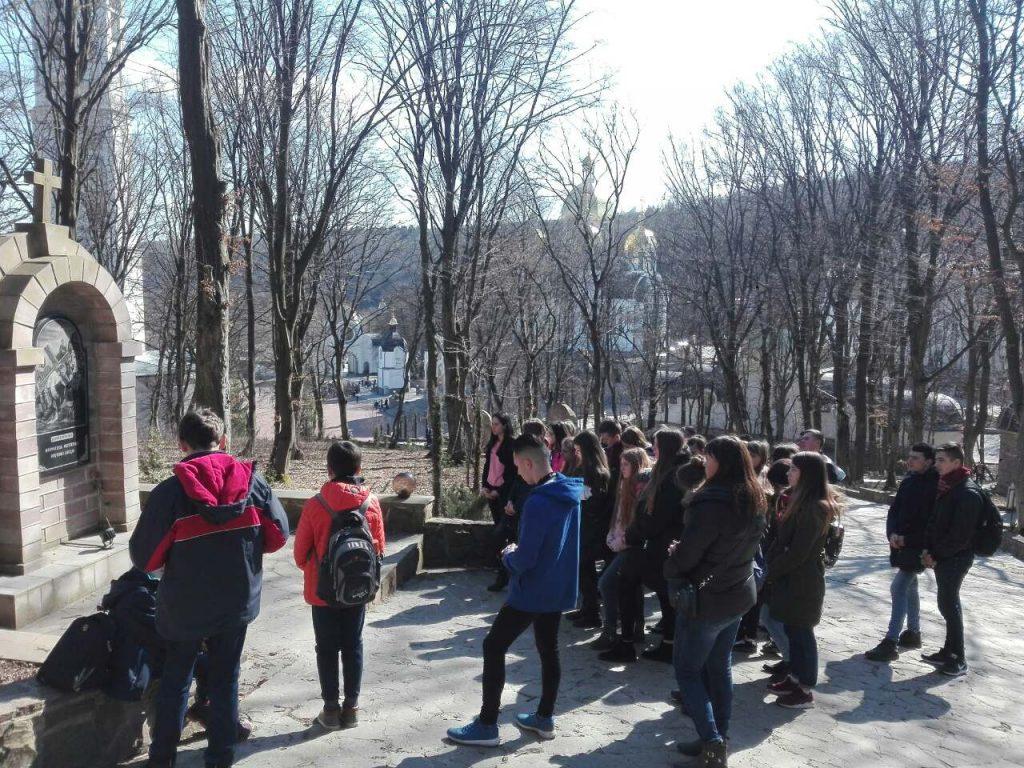 Поїздка МХЛ на прощу до «Українського Єрусалиму»