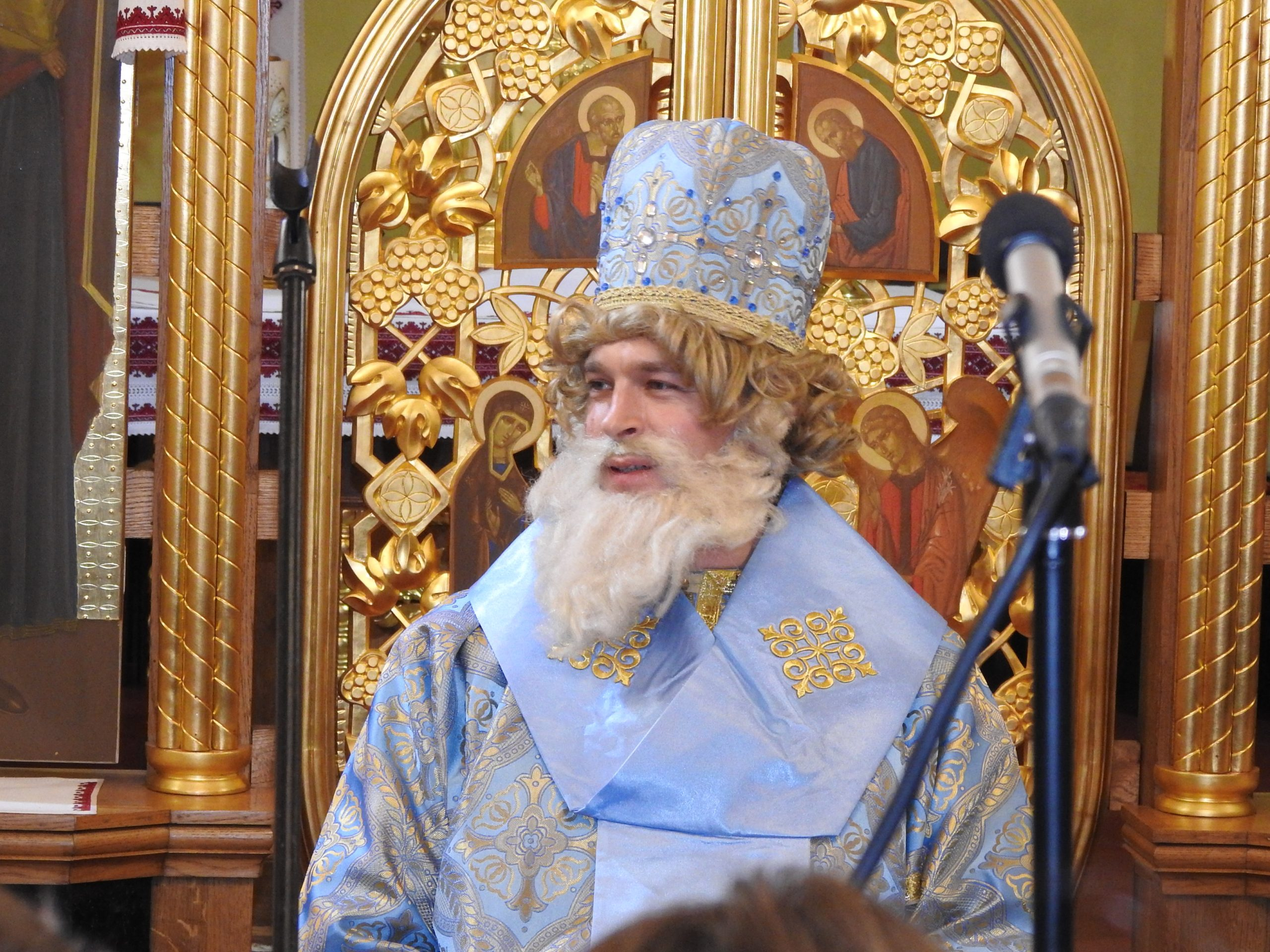 Святий Миколай до нас завітав!