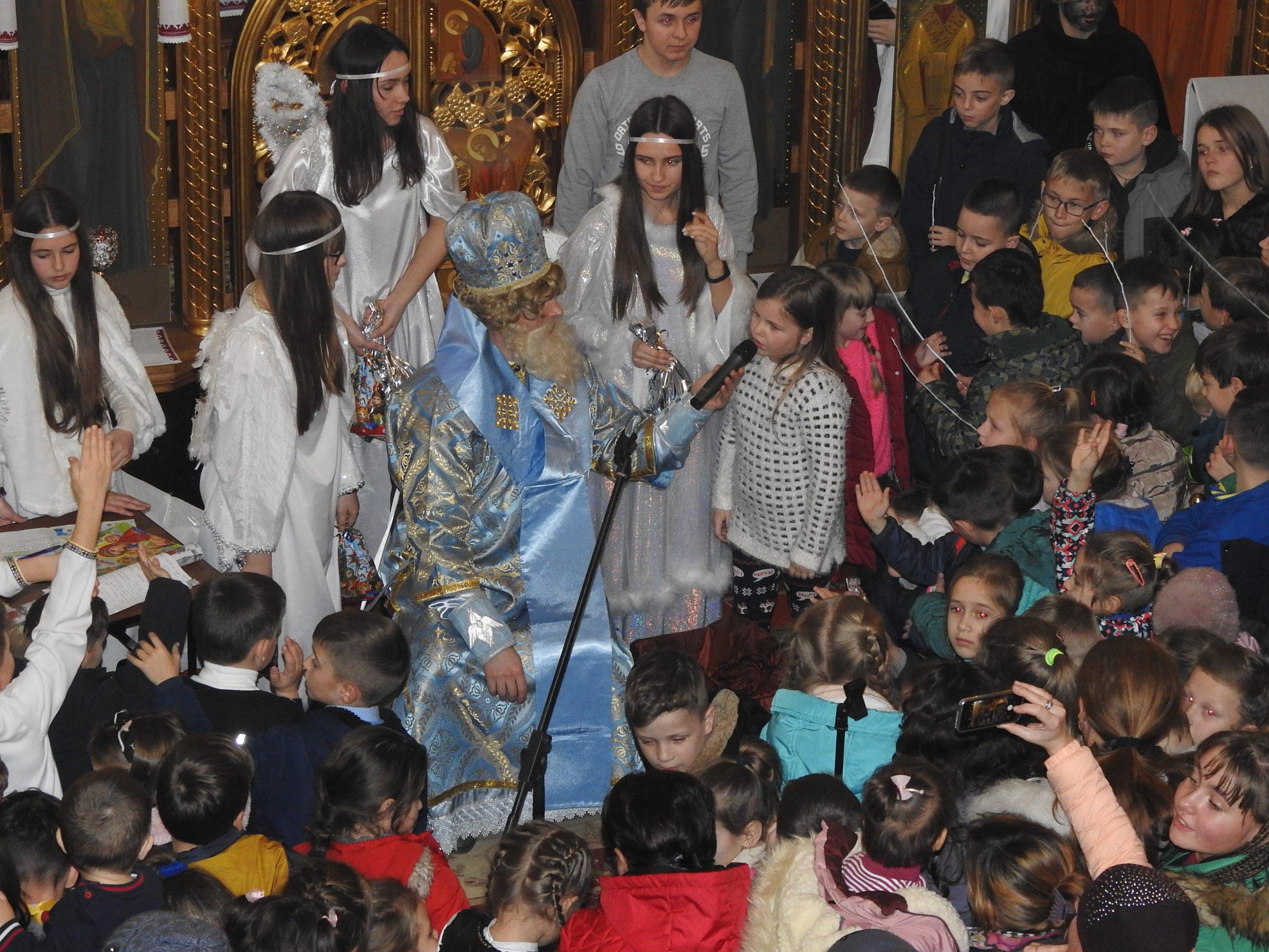 Вірші до Святого Миколая