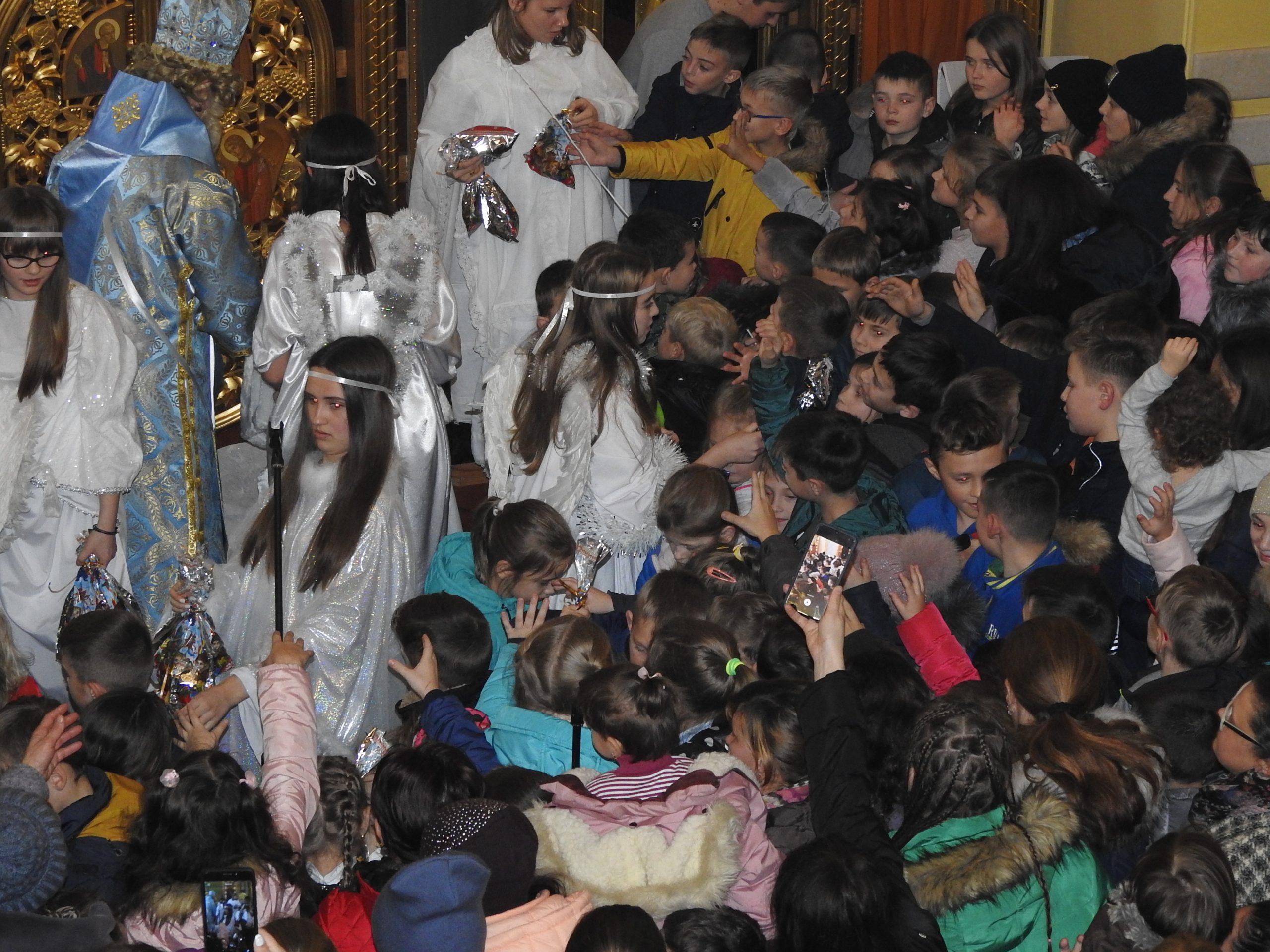 Подарунки Святого Миколая