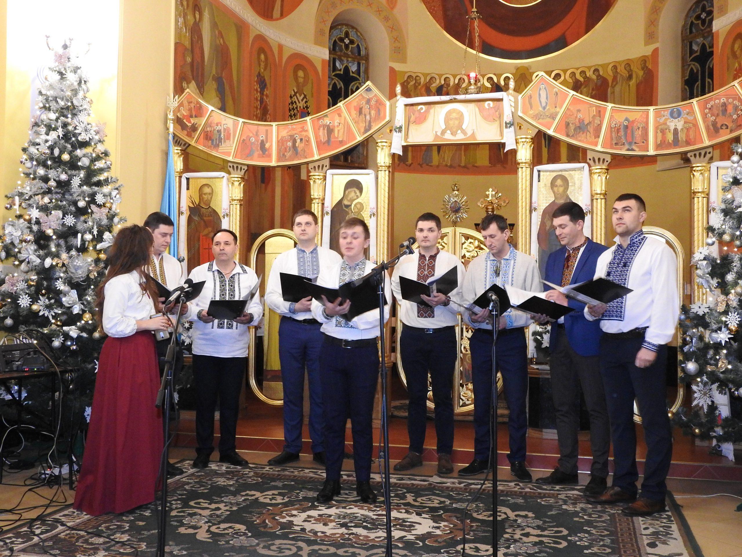 Парафіяльні хори