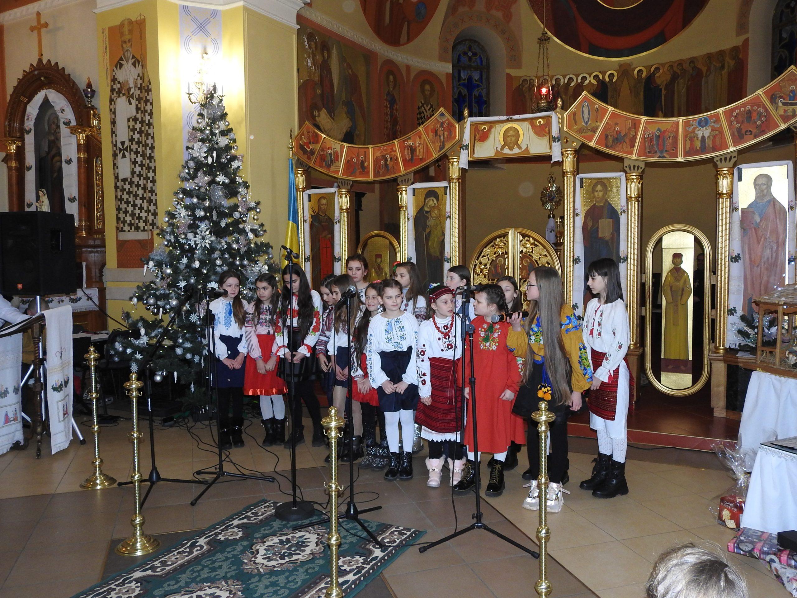 Шкільний вокальний ансамбль с. Суховоля