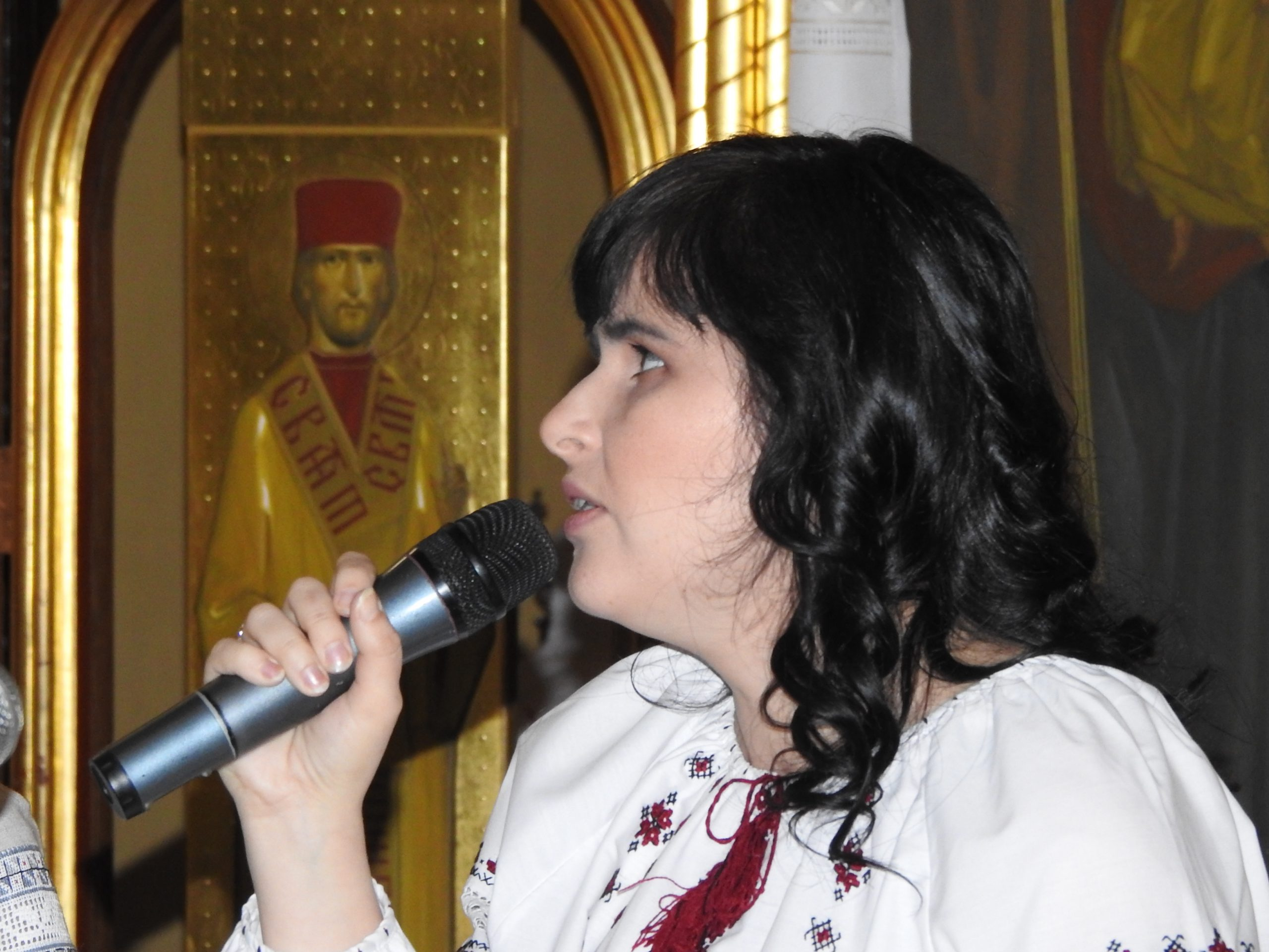 Христина Кирилевич-Юрчишин та Тетяна Давид