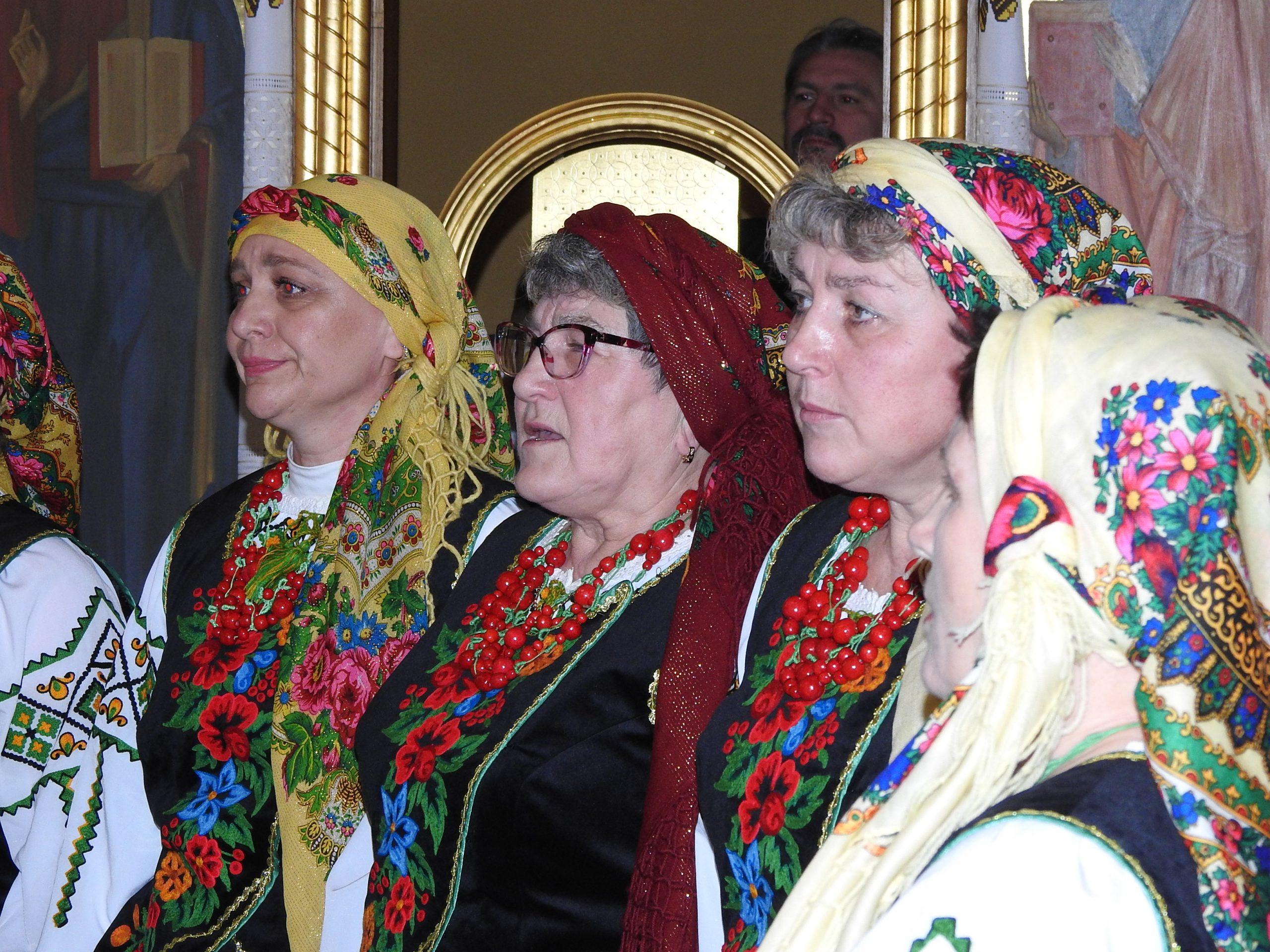 Хор парафії свв. апп. Петра і Павла ПЦУ, с.Суховоля