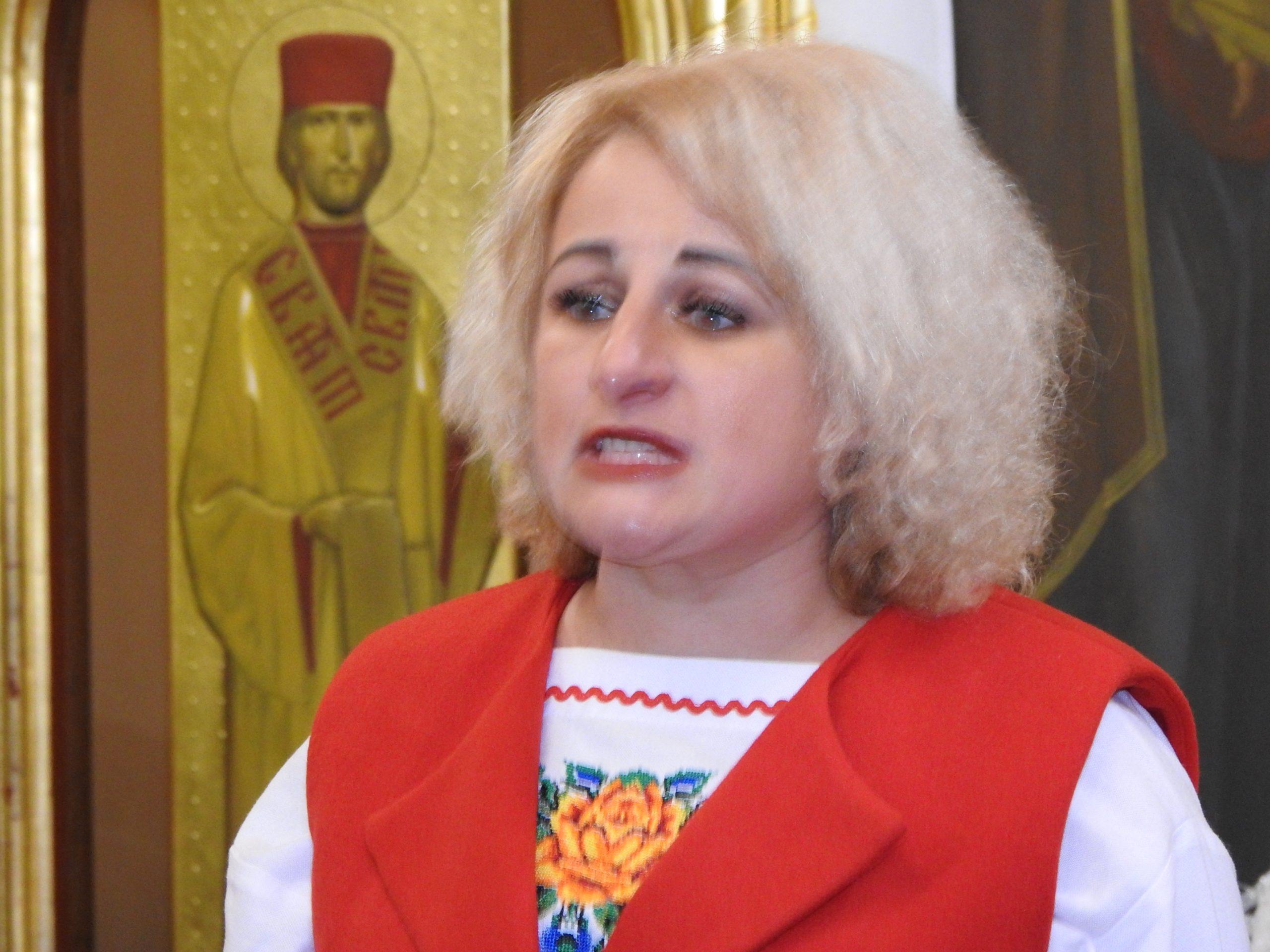 """Жіноче тріо """"Дивоцвіт"""", с. Зимна Вода"""